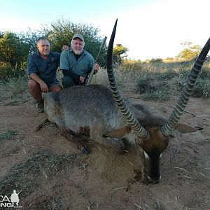 South Africa Hunting Waterbuck