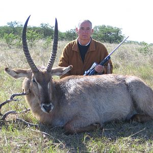 First African Safari Waterbuck of my Father South Africa