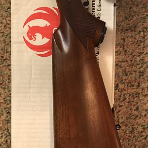 Ruger No 1 9.3x62 Rifle