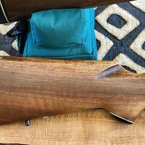 BLR in 358 Winchester Rifle