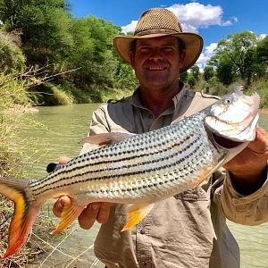 Zimbabwe Fishing Tigerfish