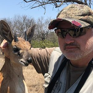 Hunting Red Duiker in Zimbabwe