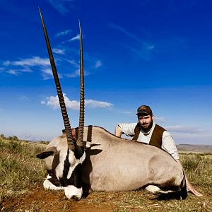 Gemsbok Hunt South Africa
