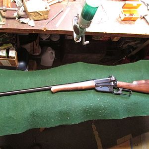 .405 Lever Action Rifle