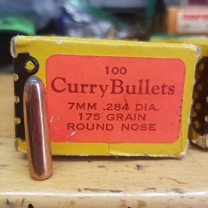 Curry Bullets .284