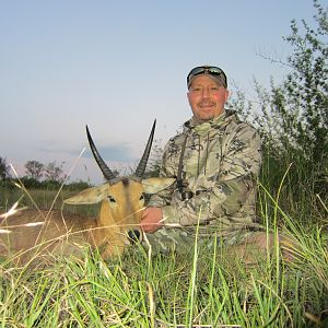 Common Reedbuck Free State