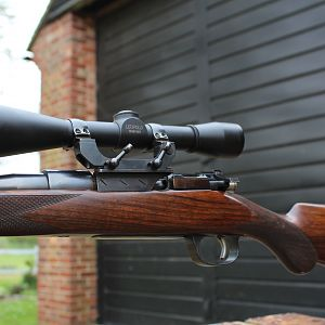 Rigby Rifle in .275