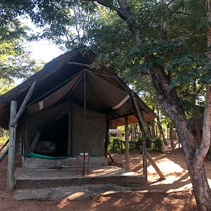 Zimbabwe Hunting Camp