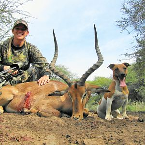 Bow Hunt Impala in South Africa