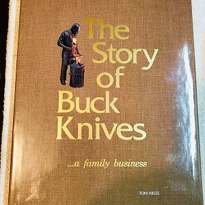 The Story of Buck Knives Book
