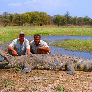 Crocodile Hunting South Africa