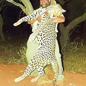 South Africa Hunt Leopard