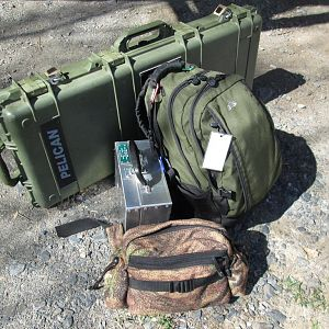 Pelican Rifle Case