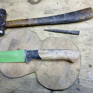 Knife Making Process