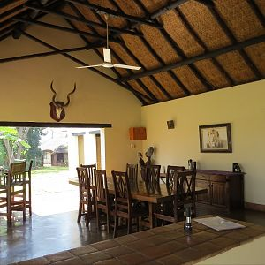Zimbabwe Hunting Lodge