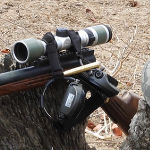 .577 NE Hunting Rifle