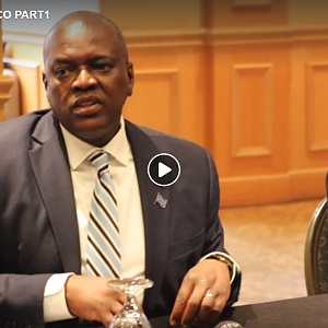 Masisi Addresses Botswana In San Franscisco Part 1
