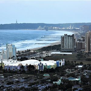 Visiting Durban South Africa
