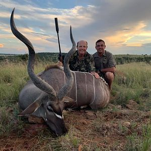 South Africa Hunt Kudu