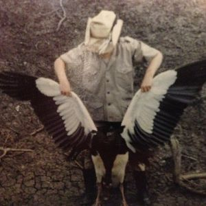Spur-winged Goose Hunt Tanzania during 60's