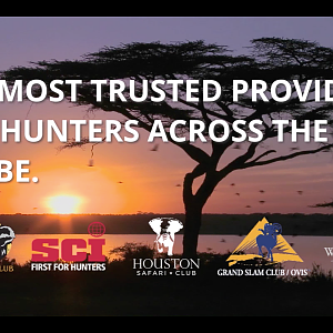 THE MOST TRUSTED PROVIDER FOR HUNTERS ACROSS THE GLOBE - Global Rescue