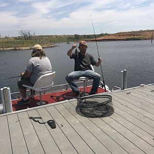 Fishing Texas USA