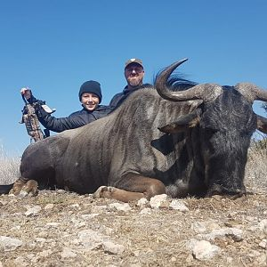 Bow Hunt Blue Wildebeest in South Africa