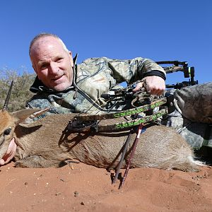 Duiker Bow Hunting