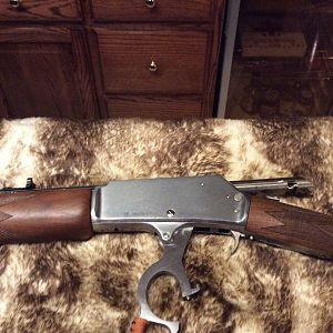.45-70 Government Lever-Action Rifle
