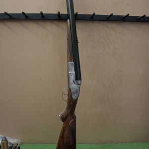 Butch Searcy 4 Gauge Double Rifle