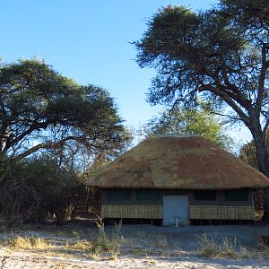 Hunting Camp in Namibia