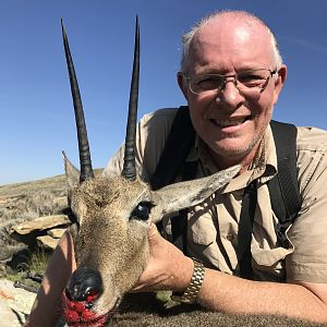 Vaal Rhebok Hunting South Africa