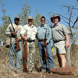 Hunting in South Africa