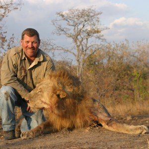 Lion in Tanzania Top 10 SCI