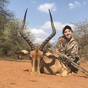 Crossbow Hunt Impala in South Africa
