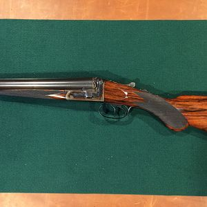 Cashmore 12 Bore Nitro model