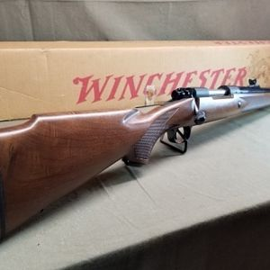 .458 Winchester Magnum Rifle