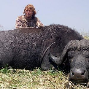 Buffalo Hunting Mozambique