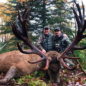 Red Stag Hunt Canada