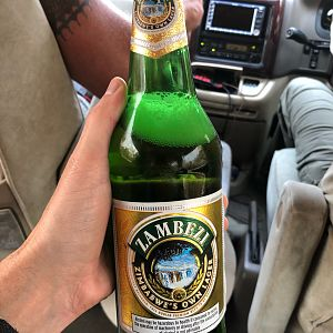 Local Beer in Zimbabwe