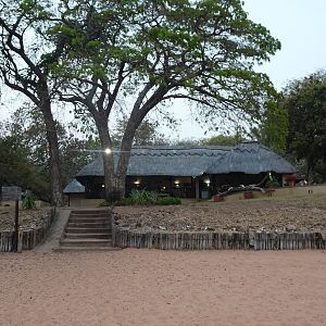Hunting Lodge in Zimbabwe
