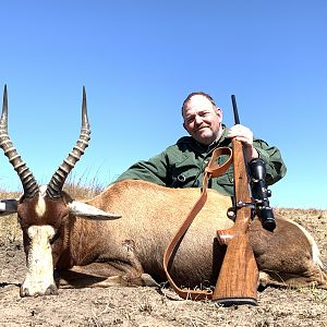 Blesbok Hunting South Africa