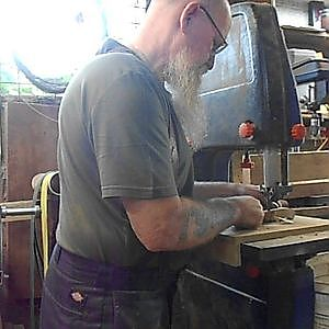 Shaping knife handles part one