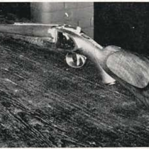 Holland and Holland Nitro Express .600 bore double barrel rifle