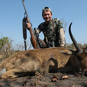Reedbuck Hunting Mozambique