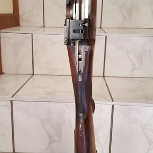416 Rigby Rifle built by Harald Wolf