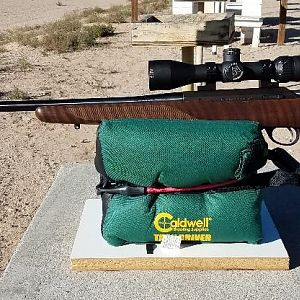 "Tikka 30-06 Rifle with 22.4"" Barrel"