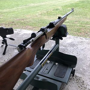 Cz 550 Safari Classic Rifle in .450 Rigby