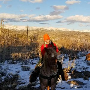 Hunting in Wyoming USA