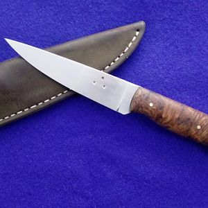 Kitchen Petty Knife with Beech Burl